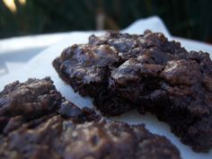 Triple chocolatecookies - Blackjack Bakehouse