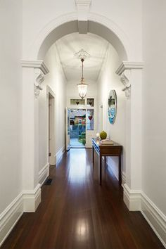 Note:  Archway  East Malvern - traditional - Entry - Melbourne - LSA Architects