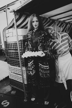 Madison Stubbington by Fanny Latour-Lambert / Grandma's Girl / Grey Magazine, Spring 2015 Madison Stubbington, S Girls, Spring 2015, Christmas Sweaters, Italy, Photoshoot, Magazine, Grey, Model