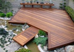 20 Asian Decks Showing a Fusion of Culture and Nature | Home Design Lover