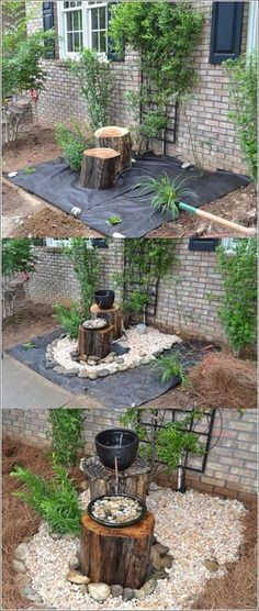 Water Feature for Garden