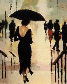 rain art by pammi