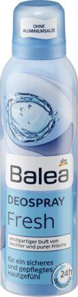 Balea Deospray Fresh, € 0,85