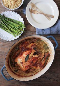 Jamie-Oliver's-Braised-Chicken-In-Milk-2