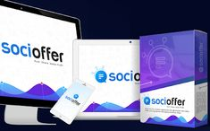 I want to tell you something best seller on business marketer, here I introduce you SociOffer - Elite. The reason Socioffer is very popular among business Marketing Software, Facebook Marketing, Social Marketing, Internet Marketing, Online Marketing, Facebook Features, Marketing Opportunities, How To Introduce Yourself, Online Business