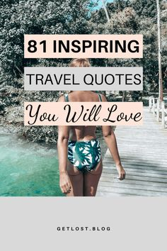 What is it you love about travel? We've selected 81 of the best quotes that explore our drive for adventure, dreams of world travel and wanderlust. These short inspirational quotes are everything from funny to motivational. The capture everything from discovering new destinations to life lessons. You'll find your ideal Instagram caption here! #TravelInspiration #Travel #TravelMotivation #travelessentials #TravelQuotes #Adventure #Bucketlist #Quotes #getlosttravelblog Travel Hacks, Travel Advice, Travel Essentials, Travel Ideas, Travel Inspiration, Travel Tips, Travel Destinations, Solo Travel, Travel Usa