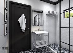 Kohler Bathroom, Pool Bathroom, Budget Bathroom, Digital Showers, Small Bathroom With Shower, Open Showers, Vanity Design, Classic Bathroom, Shower Panels