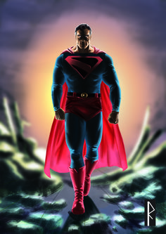 KC Superman by Roberto Souza