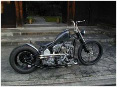 ride it like it's stolen - motorcycles-and-more: Chopper