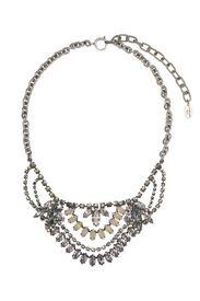 Crystal Nouveau Necklace