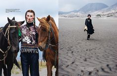 Journey to The East by Nicoline Patricia Malina, via Behance