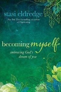 """[""""<\/iframe>\r\nBecoming Myself: Embracing God's Dream of You<\/i> is a hope-filled book for anyone who wonders if her life will ever change - if she will ever change. In author Stasi Eldredge\u2019s most intimate book yet, she shares her own struggles with self-worth, weight and her past as she shows women how God is faithfully unveiling who we truly…"""