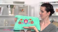 Embroidery Library - YouTube