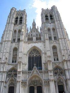 Cathédrale. Notre-Dame-de-la-Treille. #lille #architecture #flandres #nord #rijsel