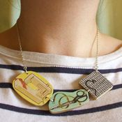Image of Sewing Collection Necklace