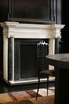 Tristan AUER - Hôtel particulier, Mayfair, Londres.