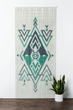 Bamboo Curtain Southwest // Earthbound Trading Co