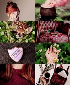 "The Marauders - Lily Evans: ""She had a way of seeing the beauty in others even, and perhaps most especially, when that person couldn't see it in themselves. """