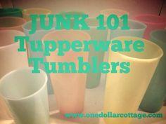 Junk 101: Tupperware