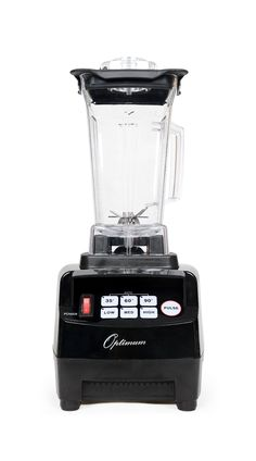 Froothie:  The all new Optimum 9900A, 3.5 Horse Power - 48,000 RPM Blender.