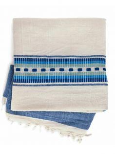 Mehari Handwoven Blanket   fashionABLE