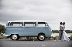 Melbourne's premier Kombi hire company, matching beautiful Volkswagens with vintage dressed chauffeurs, making special occasions truly memorable... www.kombilove.com.au #kombilove #kombiweddings