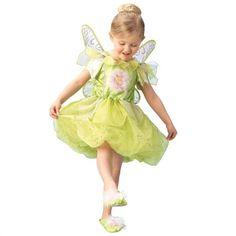 Rubies Tinker Bell Platinium Çocuk Kostüm RUB883685 | Vipçocuk