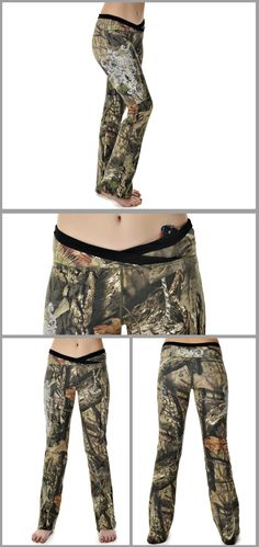 Girls With Guns Clothing Mossy Oak Break-Up Country Lounge Pants