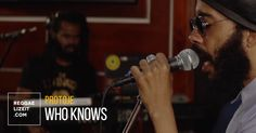 Protoje - Who Knows (BBC 1Xtra Session)