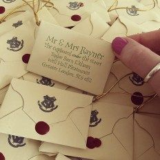 Magical harry potter wedding ideas 7
