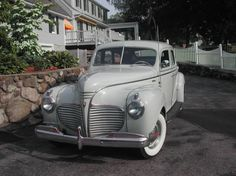 1941 Plymouth Special Deluxe