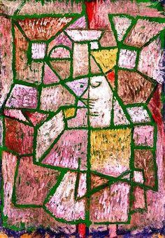 Paul Klee (1879-1940): Herr der Stadt, ca. 1937