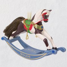 2004 HALLMARK A Pony For Christmas Colorway Register to Win NEW IN BOX