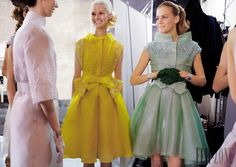 Georges Chakra Spring-summer 2015 - Ready-to-Wear Georges Chakra, Dress Vestidos, Bridesmaid Dresses, Wedding Dresses, Spring Summer 2015, Backstage, Nice Dresses, People, Ready To Wear