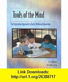 10 Best Tools of the Mind Approach images | Early education, Early