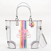 gorgeous!    coach poppy placed legacy glam tote