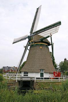 Rijnenburger Molen, Hazerwoude-Rijndijk