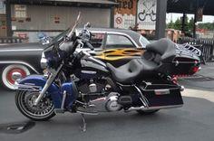 Blue Ice Harley I like