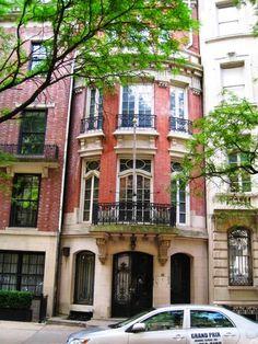 Daytonian in Manhattan: The 1901 Scholle Mansion -- No. 46 East 74th Street