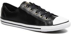 Women's Converse Trainers in Black