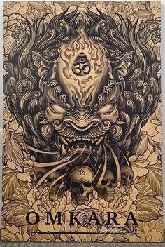 S Tattoo, Back Tattoo, Cool Tattoos, Foo Dog Tattoo Design, Fu Dog, Asian Tattoos, Japanese Tattoo Designs, Buddhism, Dragon
