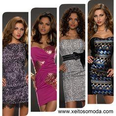 Ropa economica, vestidos para chicas, venta en España www.xeitosomoda.com