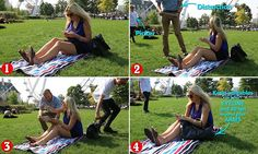 MailOnline enlisted the help of professional on-stage pickpocket Matt Windsor to enact the seven common ways we make ourselves vulnerable to light-fingered thieves.