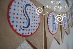 MAR DE PAPEL: La comunión de Samuel: marinera marinerísima!! Paper Envelopes