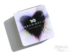 Urban Decay Breathless Build Your Own Palette with Breathless Eyeshadow ~ Photos, Swatches, and Review