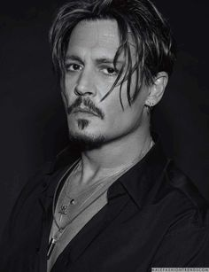 Male Fashion Trends: En exclusiva: Johnny Depp para Numéro Homme por Jean-Baptiste Mondino