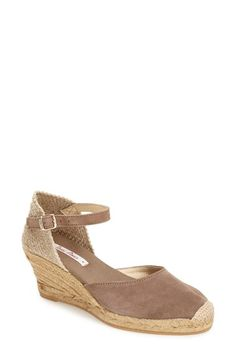 Toni Pons 'Lloret-5' Espadrille Wedge Sandal (Women) available at #Nordstrom