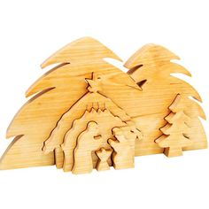 Rooster, 3d, Animals, Births, Natural Wood, The Originals, Nice, Presents, Animales