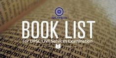 book for upsc civil services