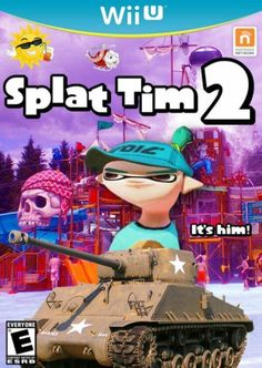 See more 'Splatoon' images on Know Your Meme! Splatoon Memes, Splatoon 2 Art, Dark Humour Memes, Dankest Memes, Splat Tim, Roblox Memes, Quality Memes, Squid Games, Gaming Memes